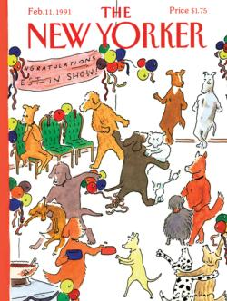 Best in Show (The New Yorker) Magazines and Newspapers Jigsaw Puzzle