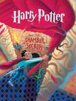 Chamber of Secrets Harry Potter Jigsaw Puzzle