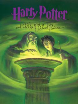 Half-Blood Prince Harry Potter Jigsaw Puzzle