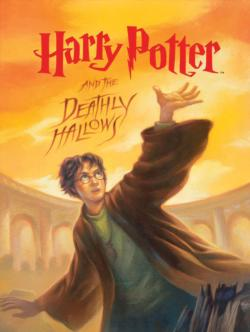 Deathly Hallows Harry Potter Jigsaw Puzzle