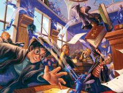 Pesky Pixies Harry Potter Jigsaw Puzzle