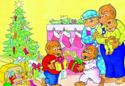 Joy of Giving Berenstain Bears Jigsaw Puzzle