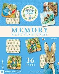 Peter Rabbit Memory Books / Library