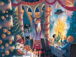 Christmas at Hogwarts (Harry Potter) Harry Potter Children's Puzzles