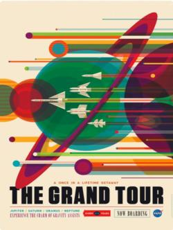 The Grand Tour Space Jigsaw Puzzle