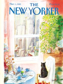 Cat's Eye View New York Jigsaw Puzzle