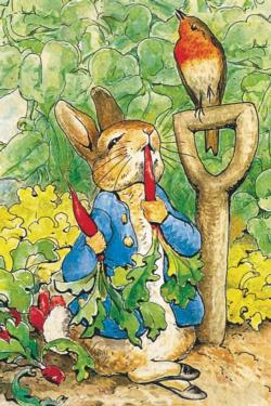 Peter Rabbit (Mini) Movies / Books / TV Miniature Puzzle