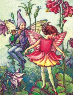 Columbine Fairy (Mini) Fairies Miniature Puzzle