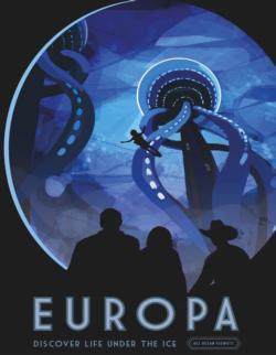 Europa (Mini) Carnival Miniature Puzzle