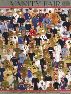 Military Men Military / Warfare Jigsaw Puzzle