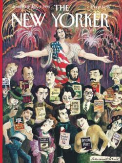 The Melting Plot Magazines and Newspapers Jigsaw Puzzle