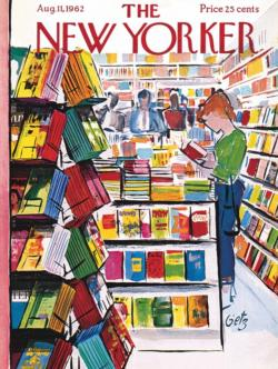 The Bookstore Magazines and Newspapers Jigsaw Puzzle