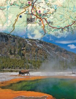 Yellowstone Mini National Parks Miniature Puzzle