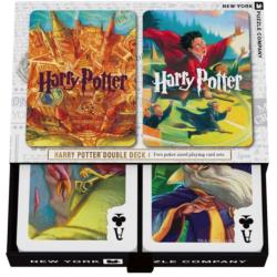 Harry Potter Double Deck Playing Cards Harry Potter