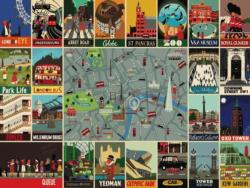 London Maps / Geography Jigsaw Puzzle