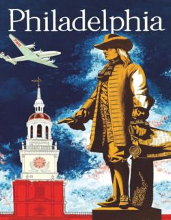 Philadelphia History Miniature Puzzle