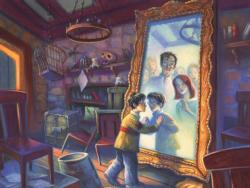 Mirror of Erised Harry Potter Jigsaw Puzzle