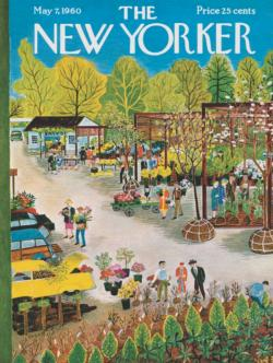 Garden Center Magazines and Newspapers Jigsaw Puzzle