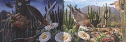 Desert Ecosystem Landscape Jigsaw Puzzle