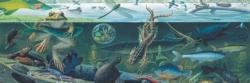 Freshwater Ecosystem Lakes / Rivers / Streams Jigsaw Puzzle
