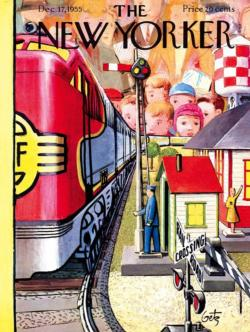 Model Train Magazines and Newspapers Jigsaw Puzzle