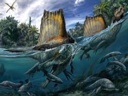 Spinosaurus Dinosaurs Jigsaw Puzzle