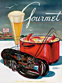 Lobster Boil Magazines and Newspapers Jigsaw Puzzle