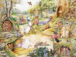 Walk in the Woods Movies / Books / TV Jigsaw Puzzle
