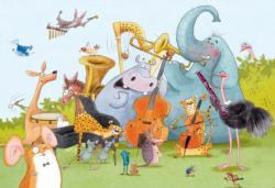 Wild Symphony Music Children's Puzzles