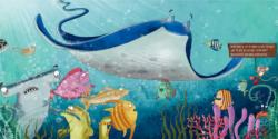 The Ray Under The Sea Jigsaw Puzzle