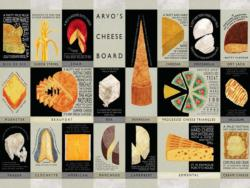 Cheese Board Food and Drink Jigsaw Puzzle