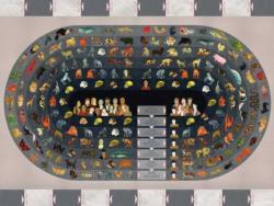 Animal Kingdom Movies / Books / TV Jigsaw Puzzle