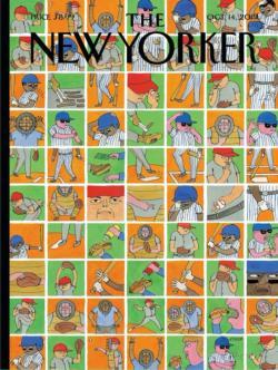 Inside Baseball Baseball Jigsaw Puzzle