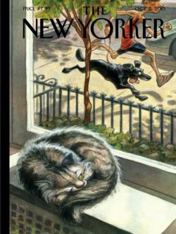 Let Sleeping Cats Lie Magazines and Newspapers Jigsaw Puzzle