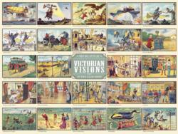 Victorian Visions History Jigsaw Puzzle