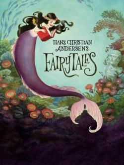 Anderson's Fairy Tales Mermaids Jigsaw Puzzle