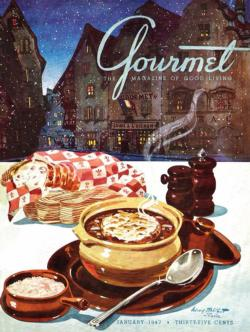 French Onion Soup Magazines and Newspapers Jigsaw Puzzle