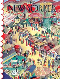State Fair Magazines and Newspapers Jigsaw Puzzle
