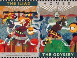 Iliad & Odyssey History Jigsaw Puzzle