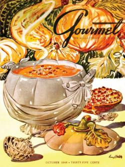Pumpkin Soup Magazines and Newspapers Jigsaw Puzzle