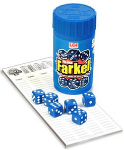 Farkel Game (Classic) Father's Day