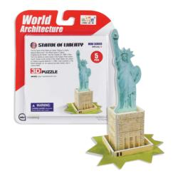 Mini Statue of Liberty Statue of Liberty Miniature Puzzle