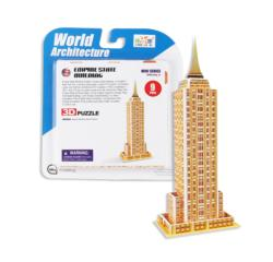 Mini Empire State Landmarks / Monuments Miniature Puzzle