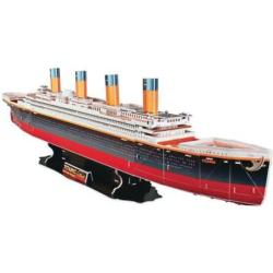 Titanic Boats 3D Puzzle