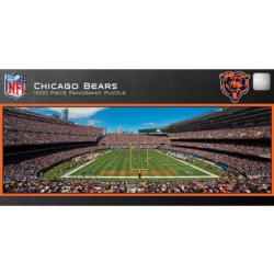 Chicago Bears Sports Panoramic Puzzle