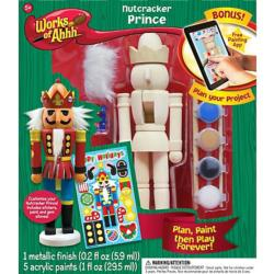 Works of Ahhh… Nutcracker Prince Arts and Crafts