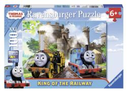 King of the Railway Trains Children's Puzzles