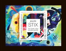 Puzzle Stix - Kandinsky Non-Interlocking
