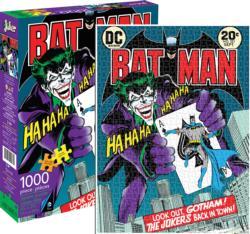 DC Comics Joker Super-heroes Jigsaw Puzzle
