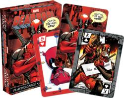 Deadpool Comics Playing Cards